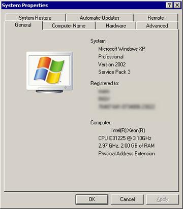 Creating a 32-bit ODBC DSN in Windows 2008R2